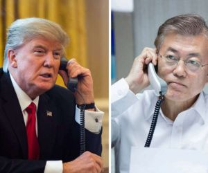 Trump calls North Korean President