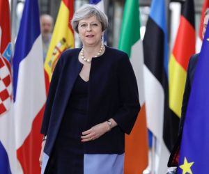 Brexit negotiations have been tough but there has been progress - Theresa May