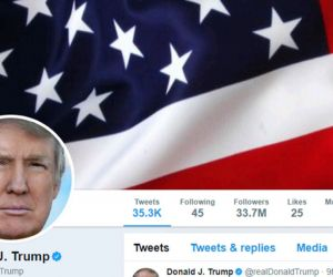 Twitter shuts down U.S. President Trump's personal account, restores it after 11 minutes