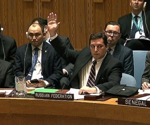 Russia vetoes U.S. plan to have UN security council renew Syria chemical arms use inquiry