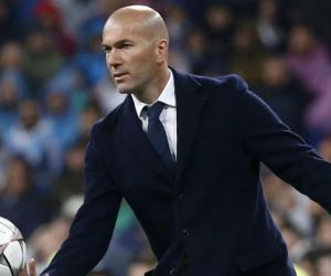 Zinedine Zidane not concerned about Real Madrid's poor results this season