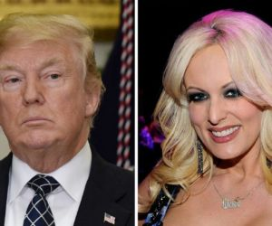 Trump's lawyer confirms paying off Stormy Daniels