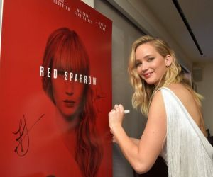 Actress Jennifer Lawrence Plans One Year Sabbatical Away From Acting