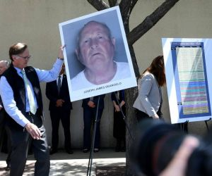 Former police officer arrested for 'Golden State Killer' murders, rapes after 40-year chase
