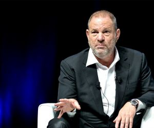 Former Hollywood Exec Harvey Weinstein turns himself over to police in New York