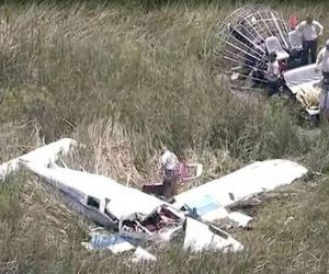 Midair collision results in multiple deaths in Florida