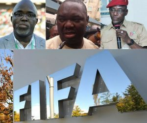 FIFA reject Nigerian Football Administration's request for a meeting