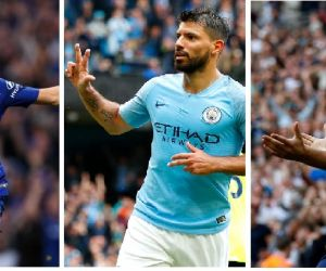 Premier League Review: Happy ending for Chelsea, Tottenham and Harry Kane while Manchester teams gets contrasting results as Aguero hits hat-trick