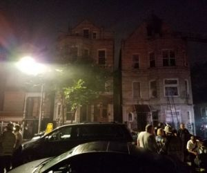 Fire incident in a Chicago flat kills 6 children