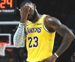 Basketball: LeBron James' Lakers debut ends in defeat