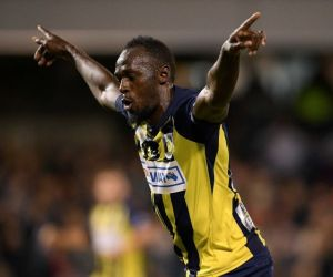 Australia's Central Coast Mariners offers Usain Bolt professional contract