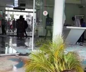 Students protests at top Ghana university turns violent