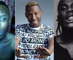Burnaboy invited by the police in connection with Mr 2Kay's gun-point robbery at Eko Hotel....html