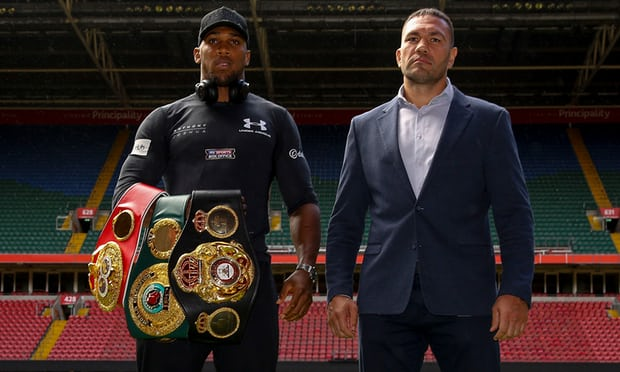 I will outclass Pulev in Cardiff, says Joshua
