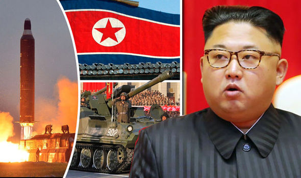 North Korea responds to Trump's threats as 'sound of dog barking'