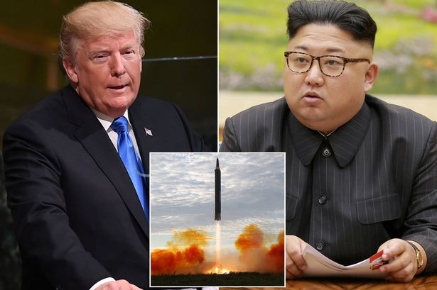 'Rocket Man' Kim Jong-Un responds to 'deranged' President Trump