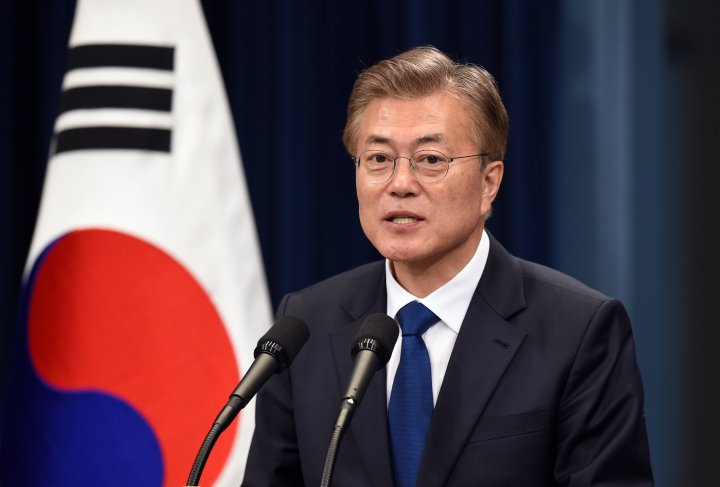South Korea President calls for WARTIME CONTROL to fight Kim