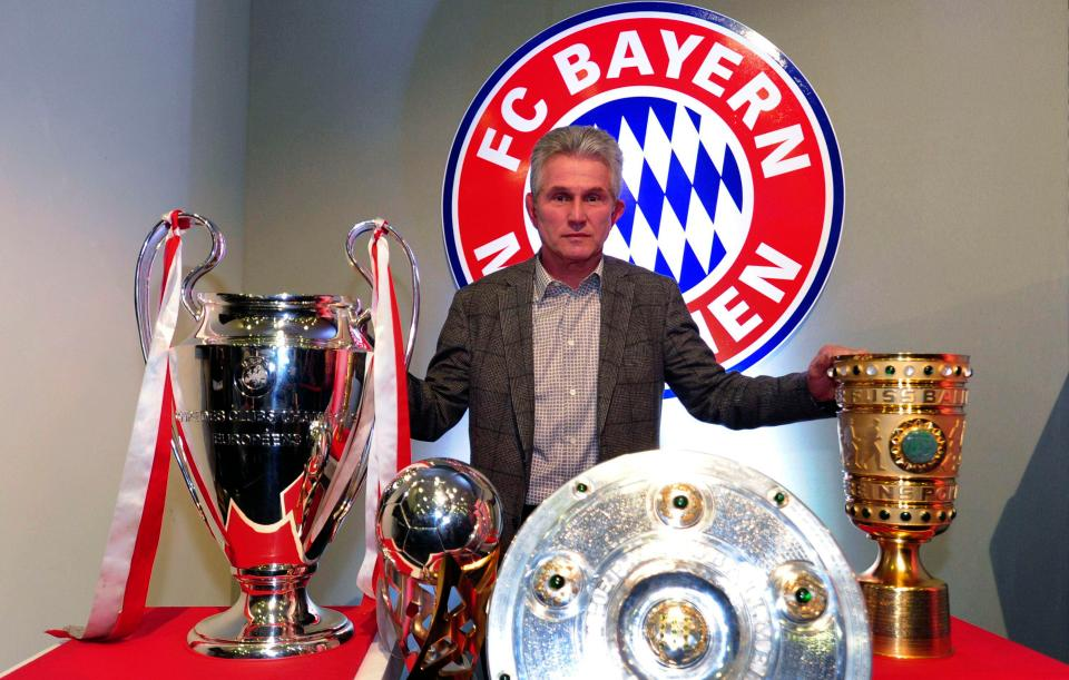 Jupp Heynckes weighing up Bayern Munich job