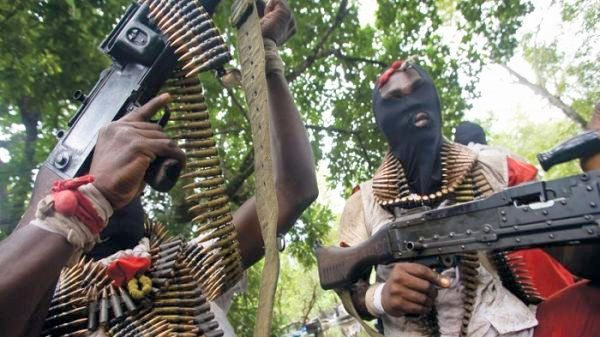 Four Britons kidnapped by gunmen in Nigeria