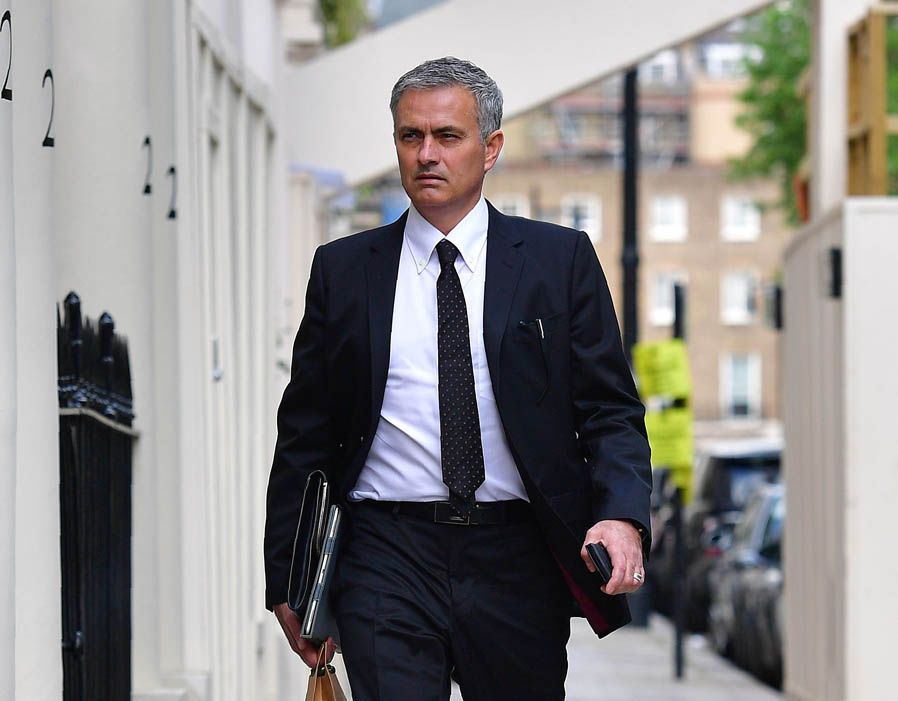 Mourinho settles tax case in Spain