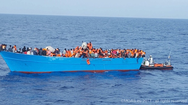 90 migrants feared to have drowned off Libya