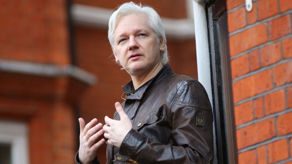 Judge to rule if Assange can walk free from embassy