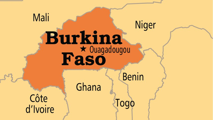 Seven killed, around 50 wounded in Burkina Faso attack - gov't
