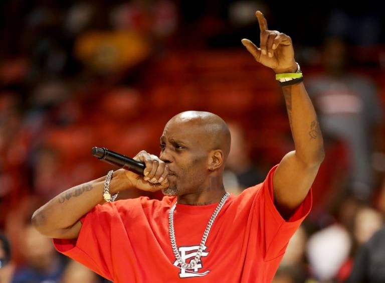DMX faces the music: serenaded by judge, gets year in prison