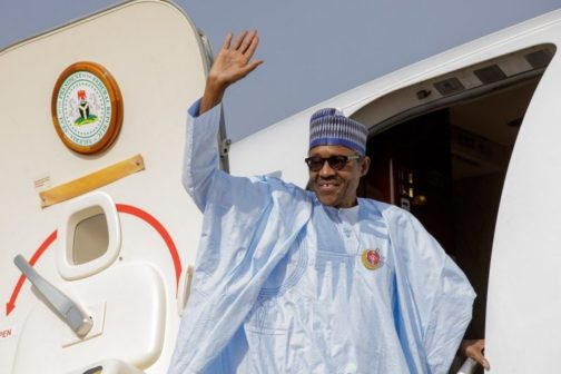 Jubilation in Kano as Buhari declares for 2019