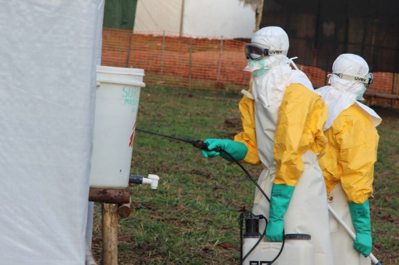 Ebola: 19 die in eastern DRC in five days
