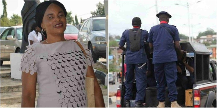 NSCDC Officer Arraigned For Employment Fraud - Obiaks News