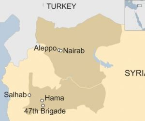 Nine Syria regime fighters killed near proposed demilitarised zone
