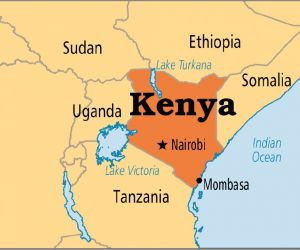 Italian volunteer kidnapped by unidentified gunmen in Kenya