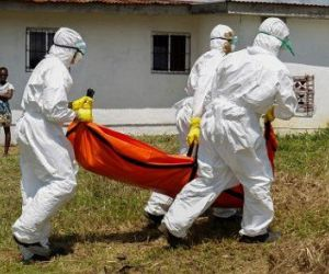 DR Congo Ebola Outbreak: New daily record as 13 new cases confirmed