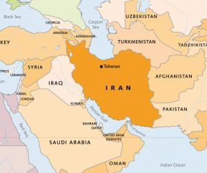 Two killed by suicide bomb attack near police HQ in south eastern Iran