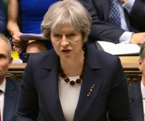 BREAKING: British Prime Minister Theresa May to face vote of no confidence