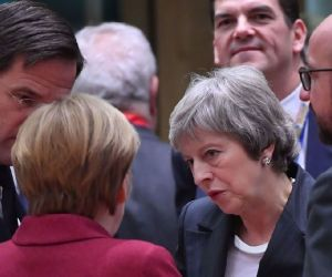 Brexit: EU not open to renegotiating Northern Ireland backstop agreement despite May's plea