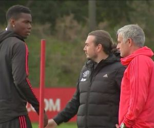 Paul Pogba deletes cryptic message posted moments after Mourinho's sacking
