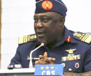 Former Chief of Defence Staff, Air Chief Marshal Alex Badeh killed by unknown gunmen
