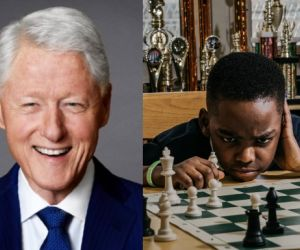 Bill Clinton Wants To Meet 8-Year-Old Nigerian Chess Champion.