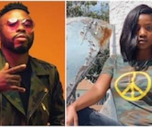 Ace producer Samklef comes hard on Simi over Yahoo boys bashing, calls her action fake attention.