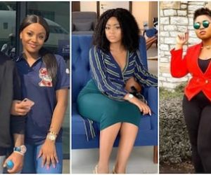 It's better to be a 6th wife like Regina Daniels than to be Davido's bae Chioma - Youtuber Bold Pink says