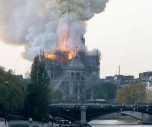 French Billionaire Pledges 100million Euros For Rebuild Notre Dame After Fire