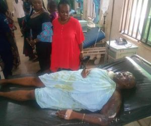 Man Bathes His Wife With Acid In Anambra After Demanding For Divorce