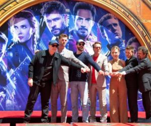Avengers 'End Game' hits cinemas today