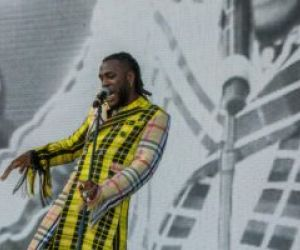Let us get our priorities straight and save ourselves - Burna Boy weighs in on internet fraud banters