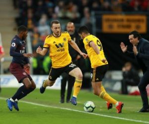 EPL: Unai Emery reveals why Arsenal lost 3-1 to Wolves
