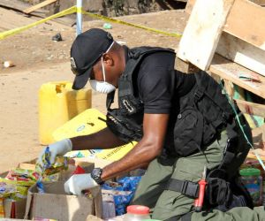 Police discovers two unexploded bombs in Anambra
