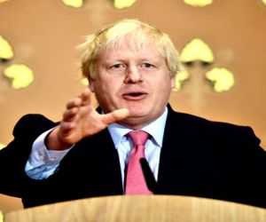 Boris Johnson Seeks To Become British PM After May's Resignation