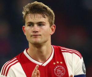 Transfer: Ajax's De Ligt rejects Barcelona move with reasons